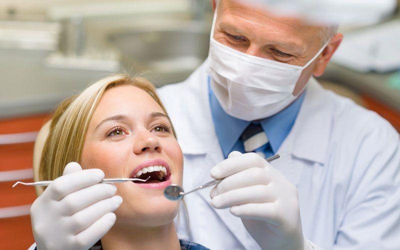 консультация и диагностика зубов