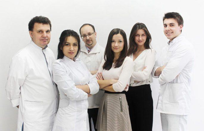 Доктора нашей стоматологической клиники Майстэрня Усмешки