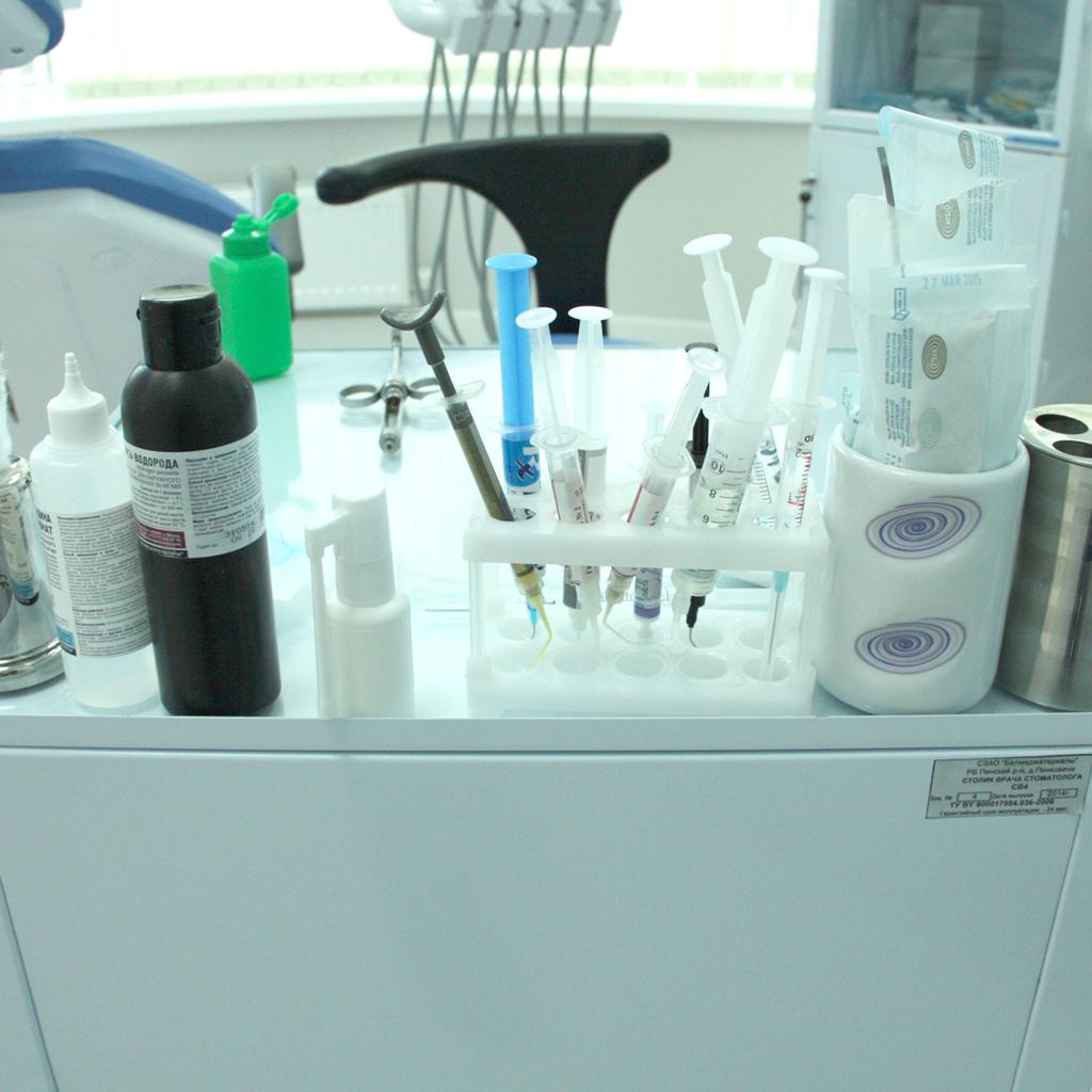 современное стоматологическое оборудование клиники Майстэрня Усмешки фото 6