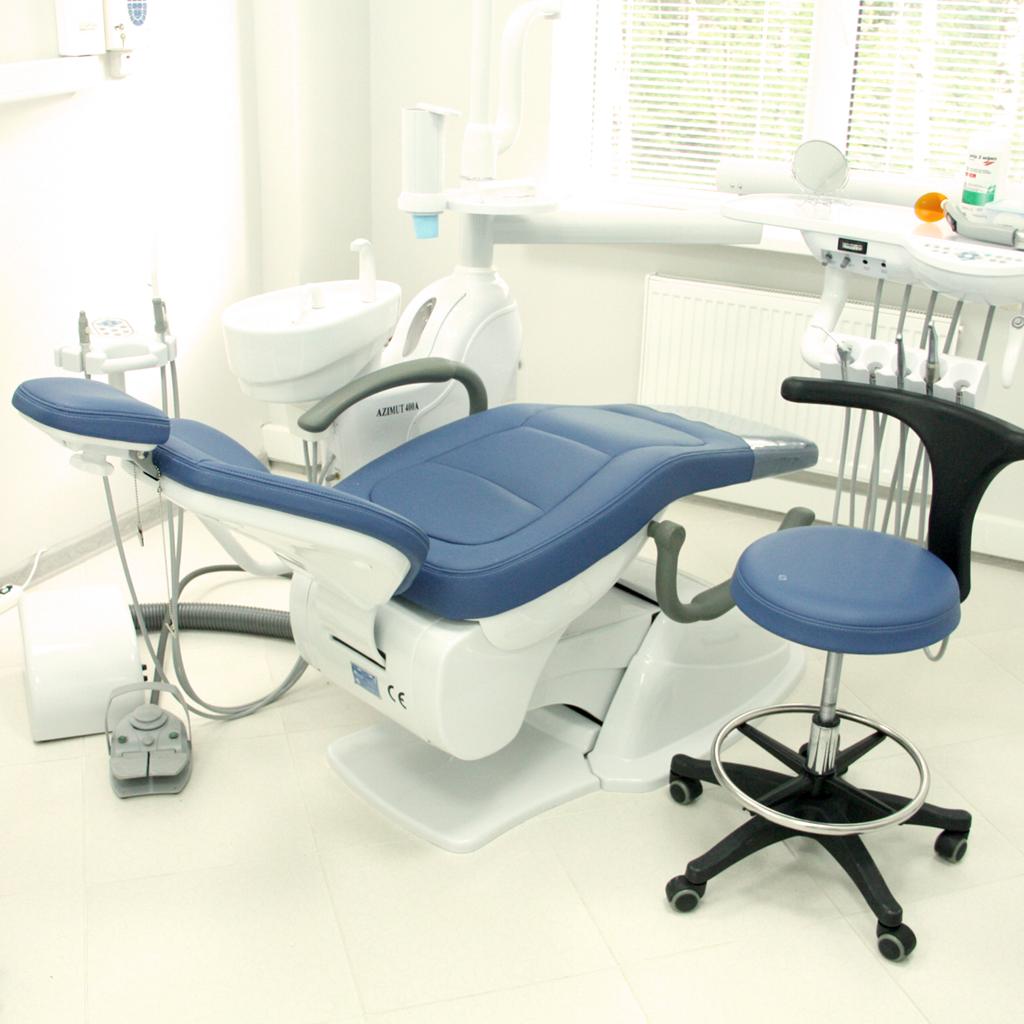 современное стоматологическое оборудование клиники Майстэрня Усмешки фото 7