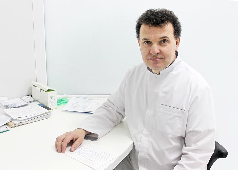 Борковский Виктор Чеславович лечащий врач