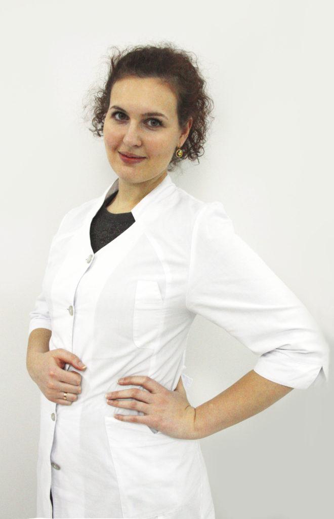 Фомичёва Полина Викторовна врач гигиенист-пародонтолог
