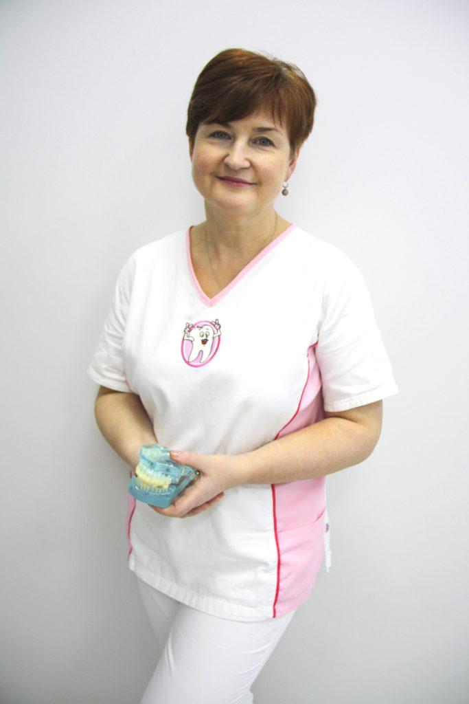 Борковская Ирина Алексеевна лечащий врач стоматолог терапевт