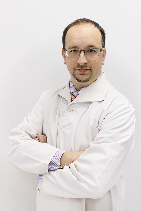 Сосновский Виктор Александрович стоматолог-ортодонт